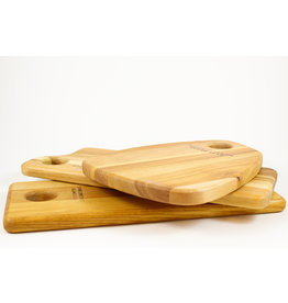 Robert Evans Cutting Board by Woodsmiths