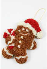 Betty Paruch Hand-hooked Ornaments by Betty Paruch