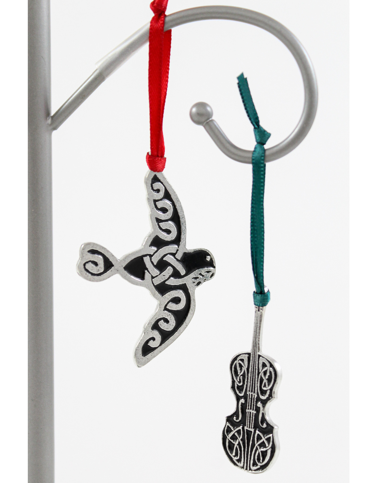 Piper Pewter Christmas Ornaments by Piper Pewter