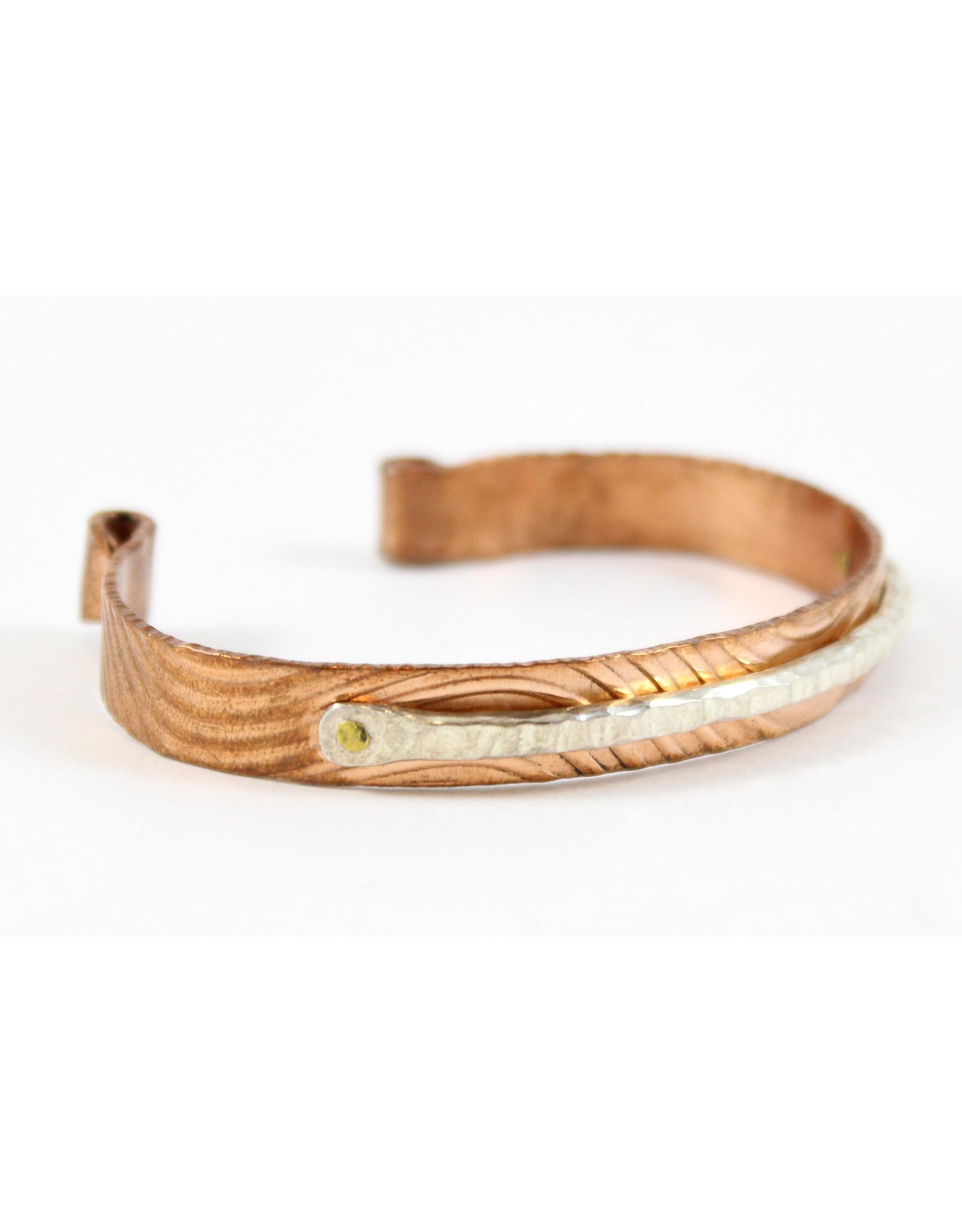 Karen Wawer Wave Cuff Bracelet by Karen Wawer