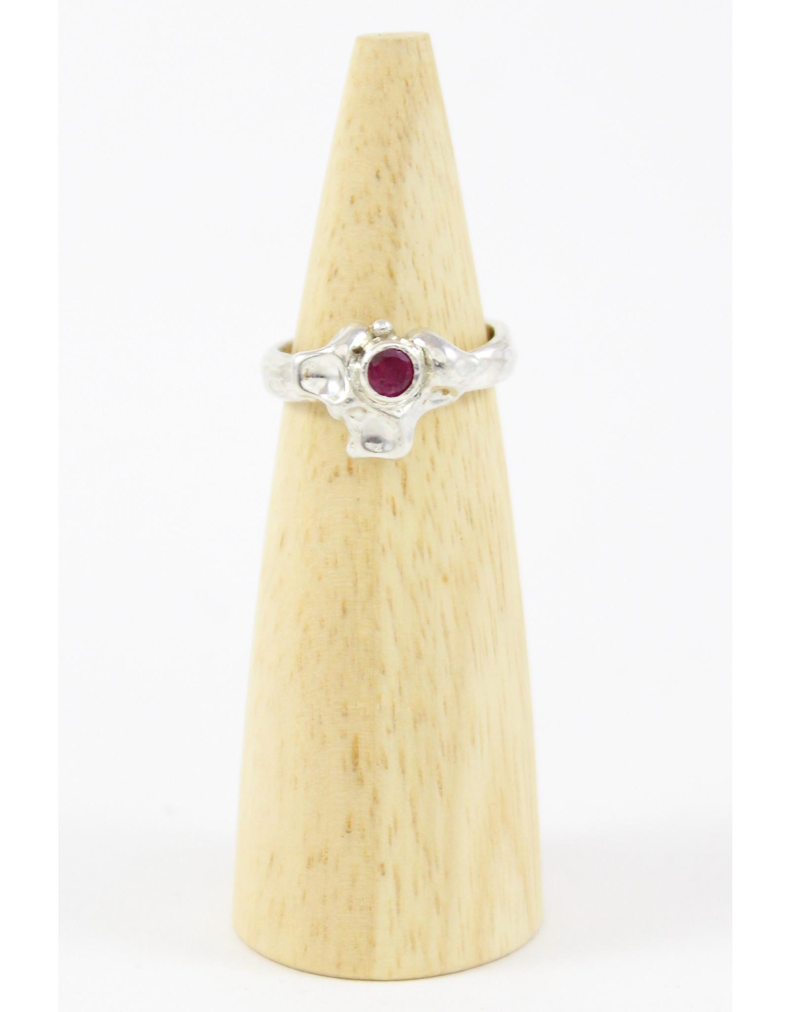Teddy Tedford Pink Tourmaline Ring by Teddy Tedford