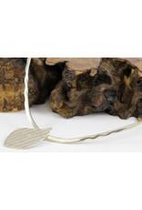 Karen Wawer Bamboo Neck Cuff by Karen Wawer