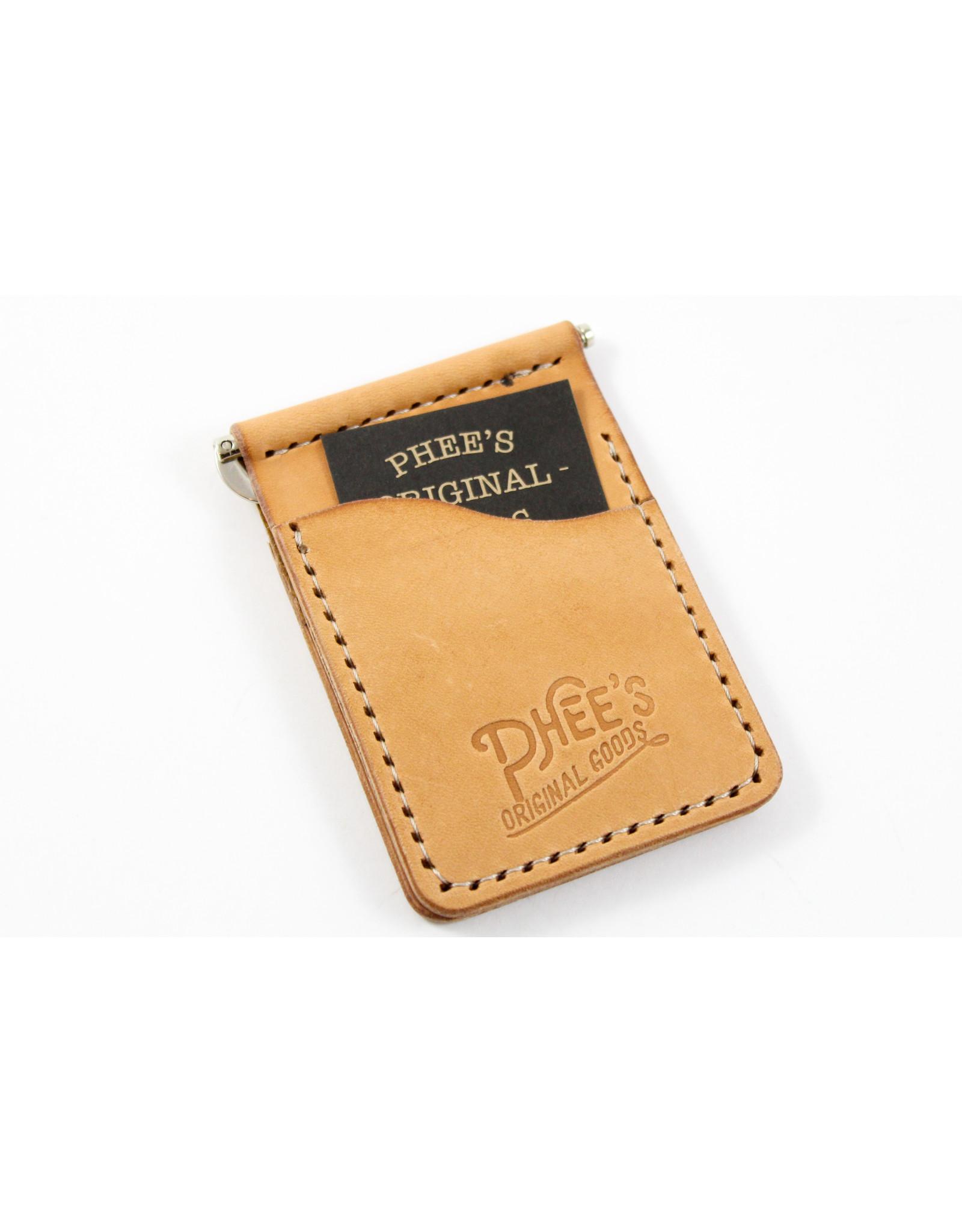 Kyle McPhee Dunvegan Money Clip Wallet by Phee's Original Goods