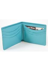 Jolene Dauphney Folding Wallet by  Leather Works
