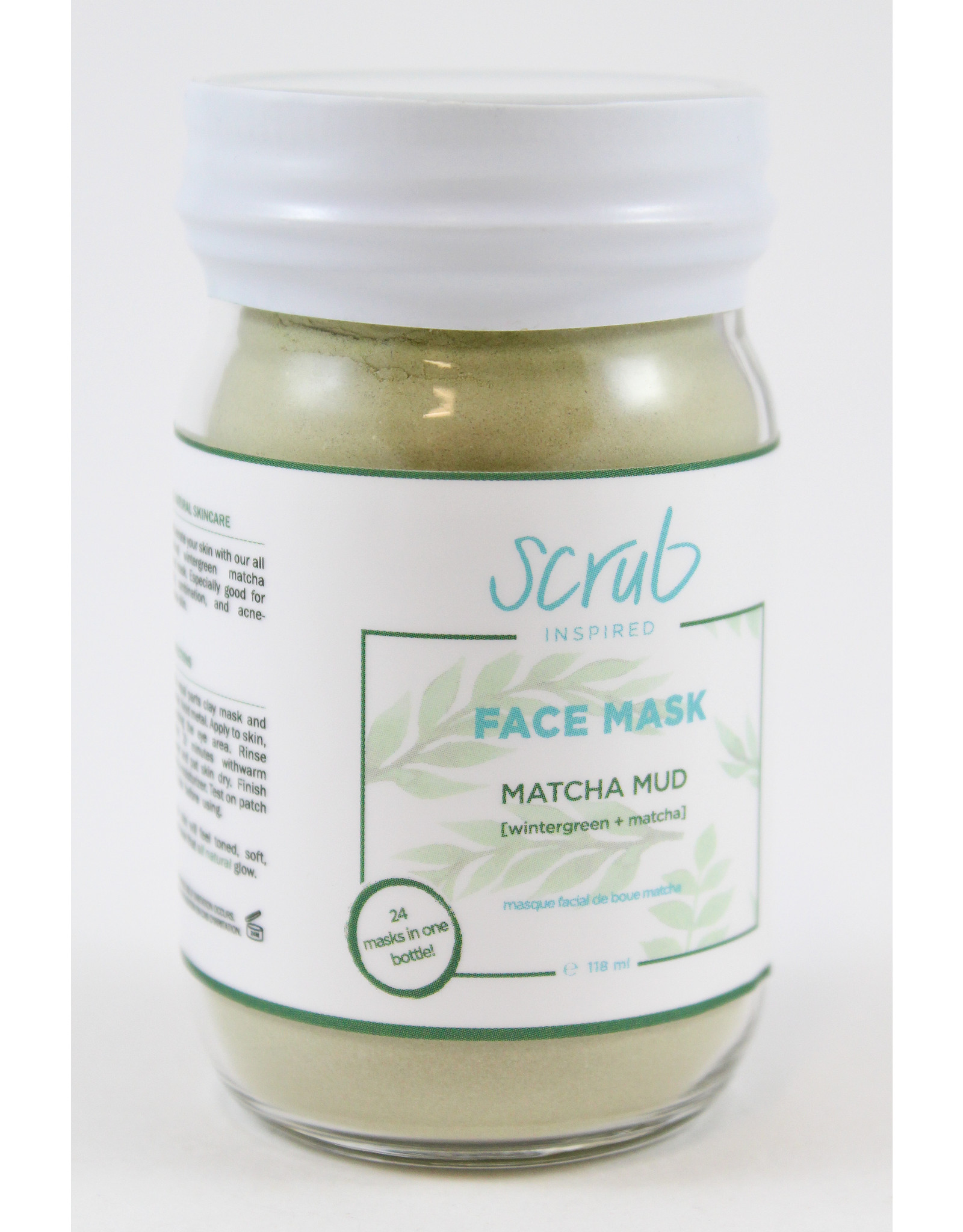 Scrub Inspired Facial Mask by Scrub Inspired