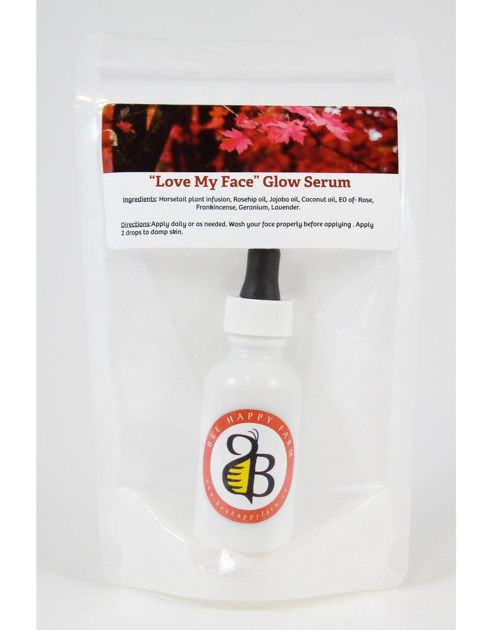 Iris Kedmi Love My Face Glow Serum by Bee Happy Farm