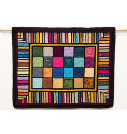Betty Paruch Colourful Rug by Betty Paruch