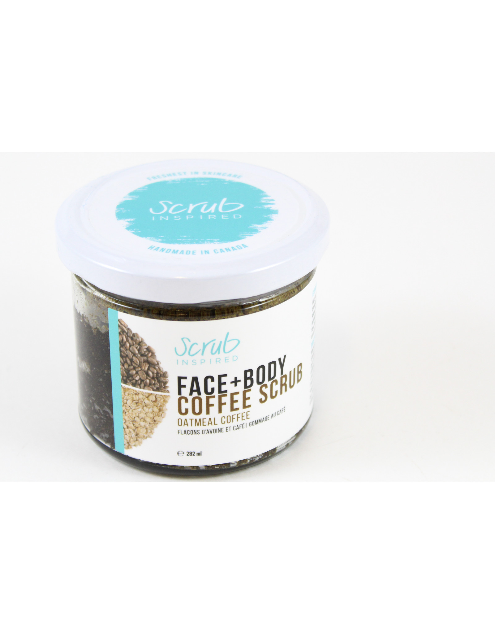 Scrub Inspired Face and Body Scrubs by Scrub Inspired