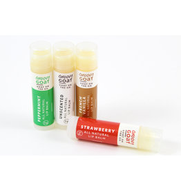 Groovy Goat Lip Balms by Groovy Goat