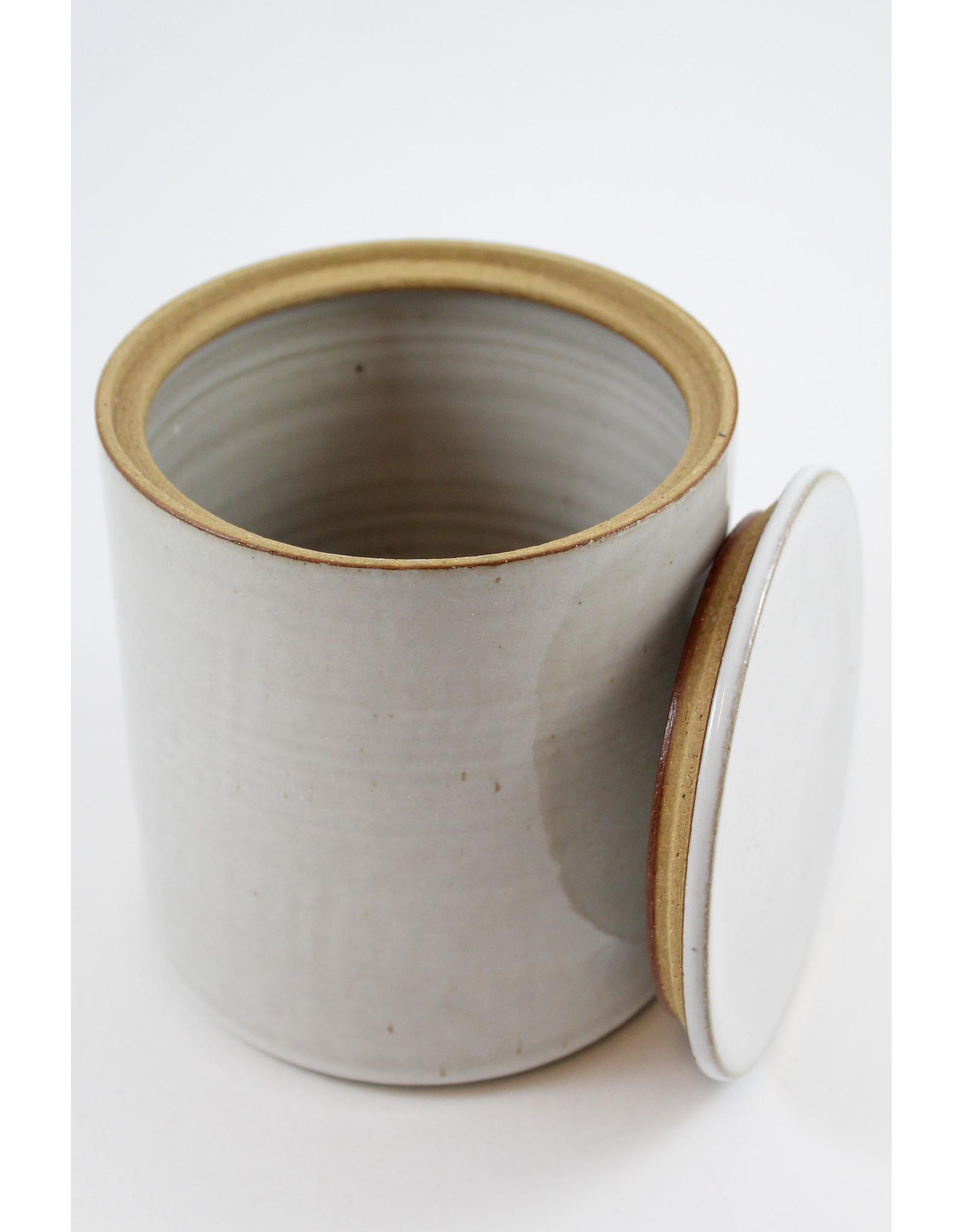 Large Kitchen Jar by Tessaramics