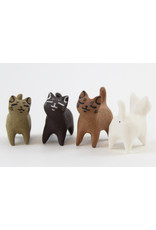 Tessa Reed Cat Miniatures by Tessaramics