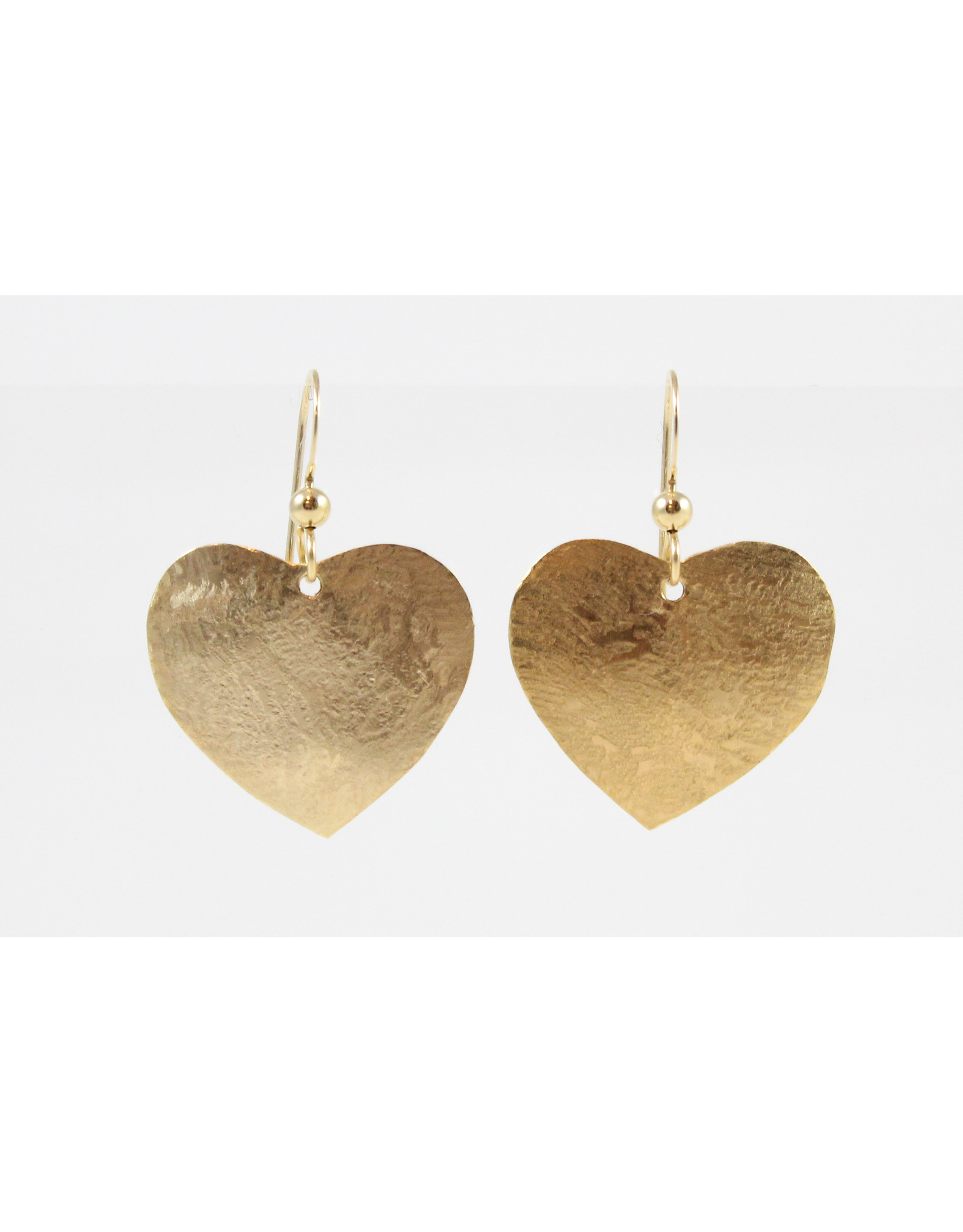 Jim & Judy MacLean Gold-Filled Hearts by Findings For Friends