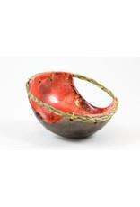 Nancy Oakley Smudge Bowls by Nancy Oakley