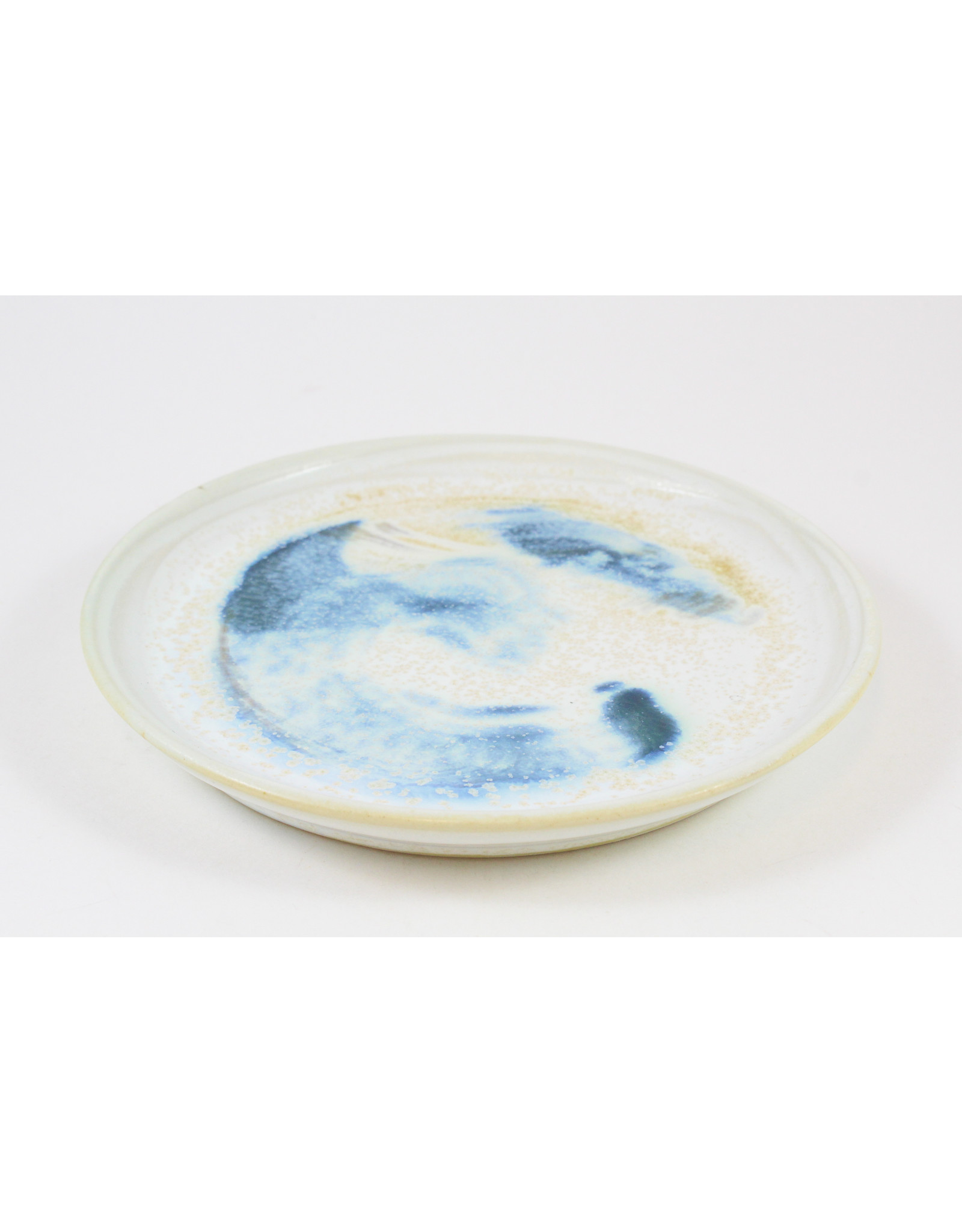 Linda Wright Oceanic Side Plate by Linda Wright