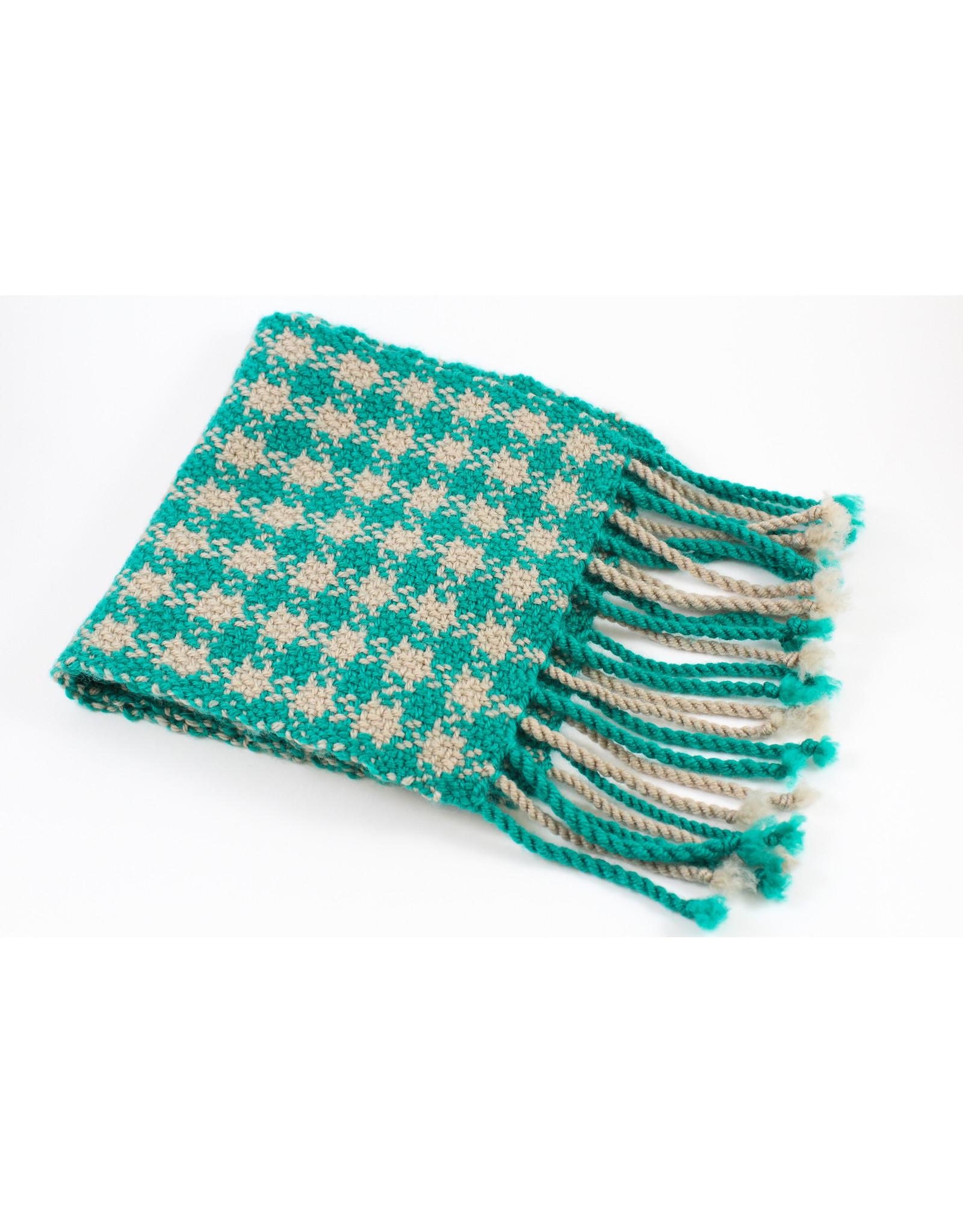 Carmel Gallant Wool-Twill Scarf by Carmel Gallant