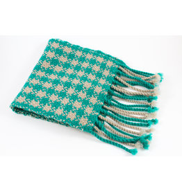 Carmel Gallant Wool-Twill Scarf by Carmel Gallant