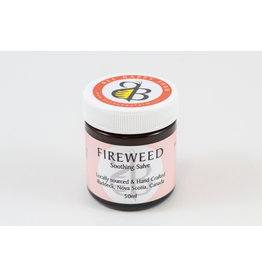 Iris Kedmi Fireweed Muscle+Joint Salve by Bee Happy Farm