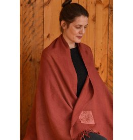 Jane Alderdice Meditation Blanket by Jane Alderdice