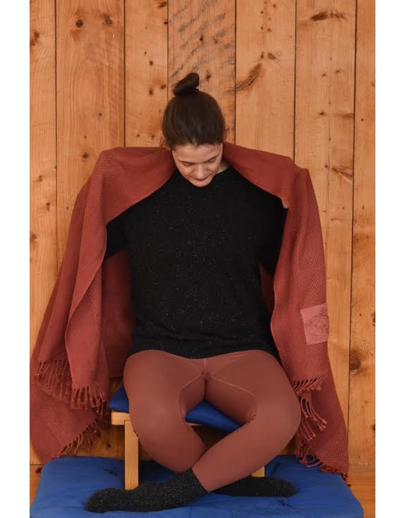 Jane Alderdice Meditation Blanket by Jane Alderdice