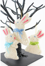 Betty Paruch Bunny Ornaments by Betty Paruch