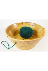 phil jones Spalted Beech Yarn Bowl by The Bowl Guy
