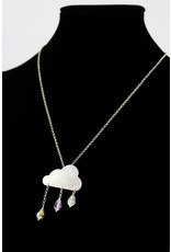 Tasha Matthews Cloud Necklace by Tasha Grace Designs