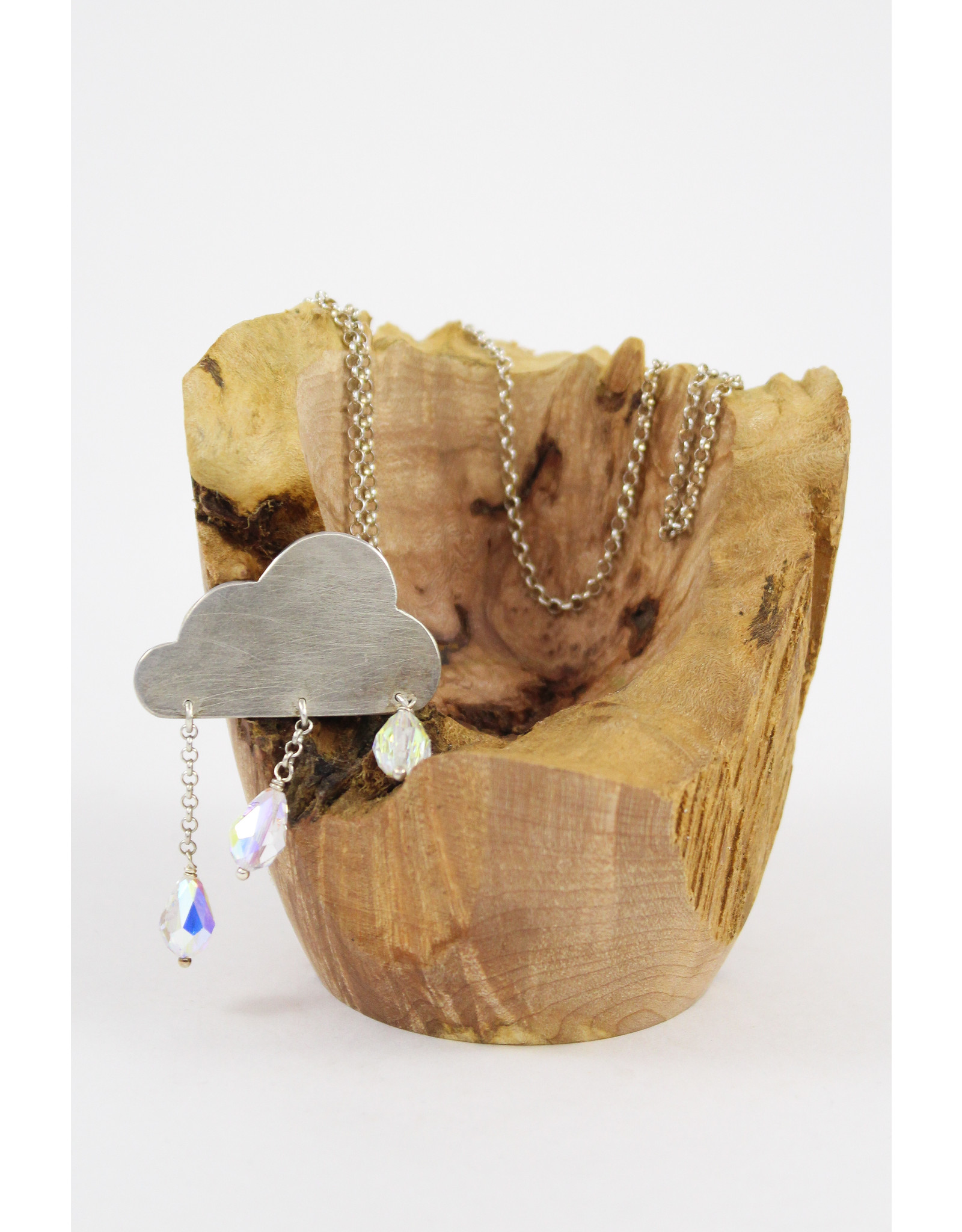 Tasha Matthews Cloud Necklace by Tasha Grace Designs