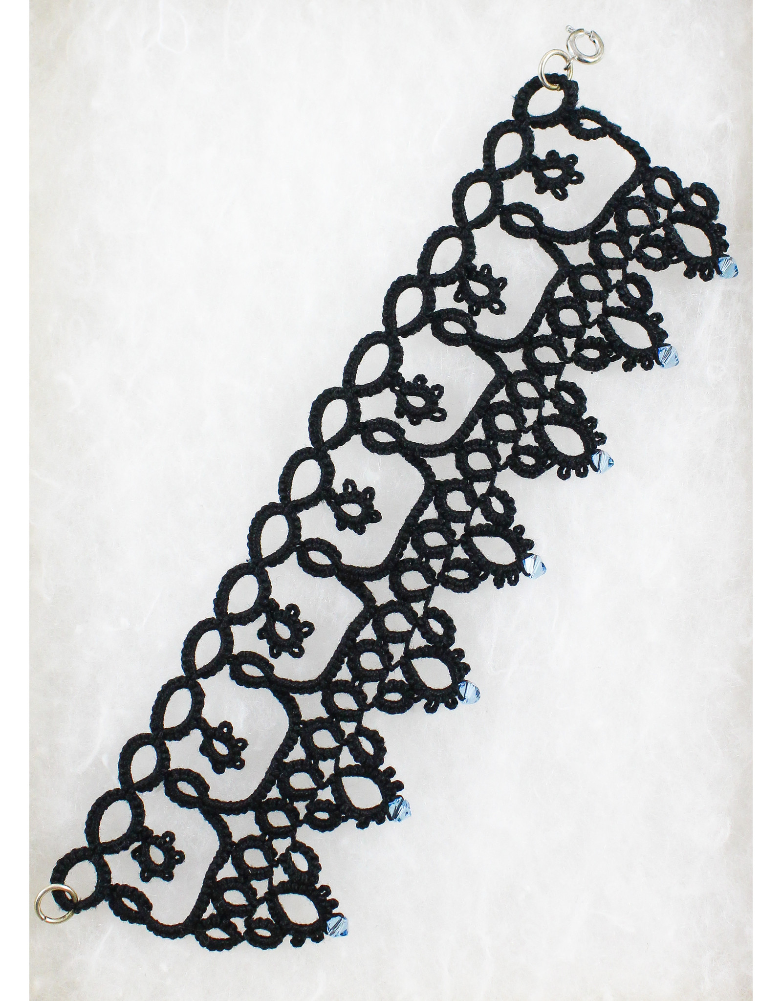 Tanya Poirier Tatted Bracelets by Tat's Lace