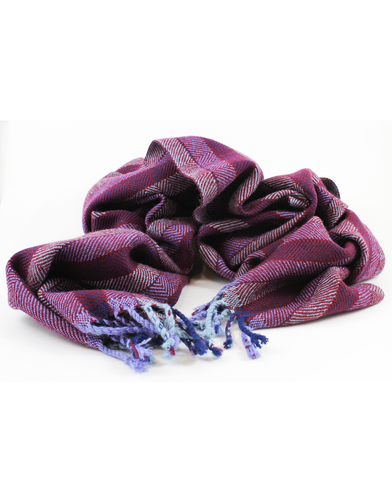 Jane Alderdice Merino/Alpaca/Silk Blend Scarf by Jane Alderdice