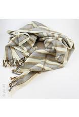 Jane Alderdice Handwoven Wool Shawls by Jane Alderdice