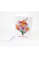 Merrideth MacDonald Mother's Day Card by Hunky Dunky Dory Paper Art