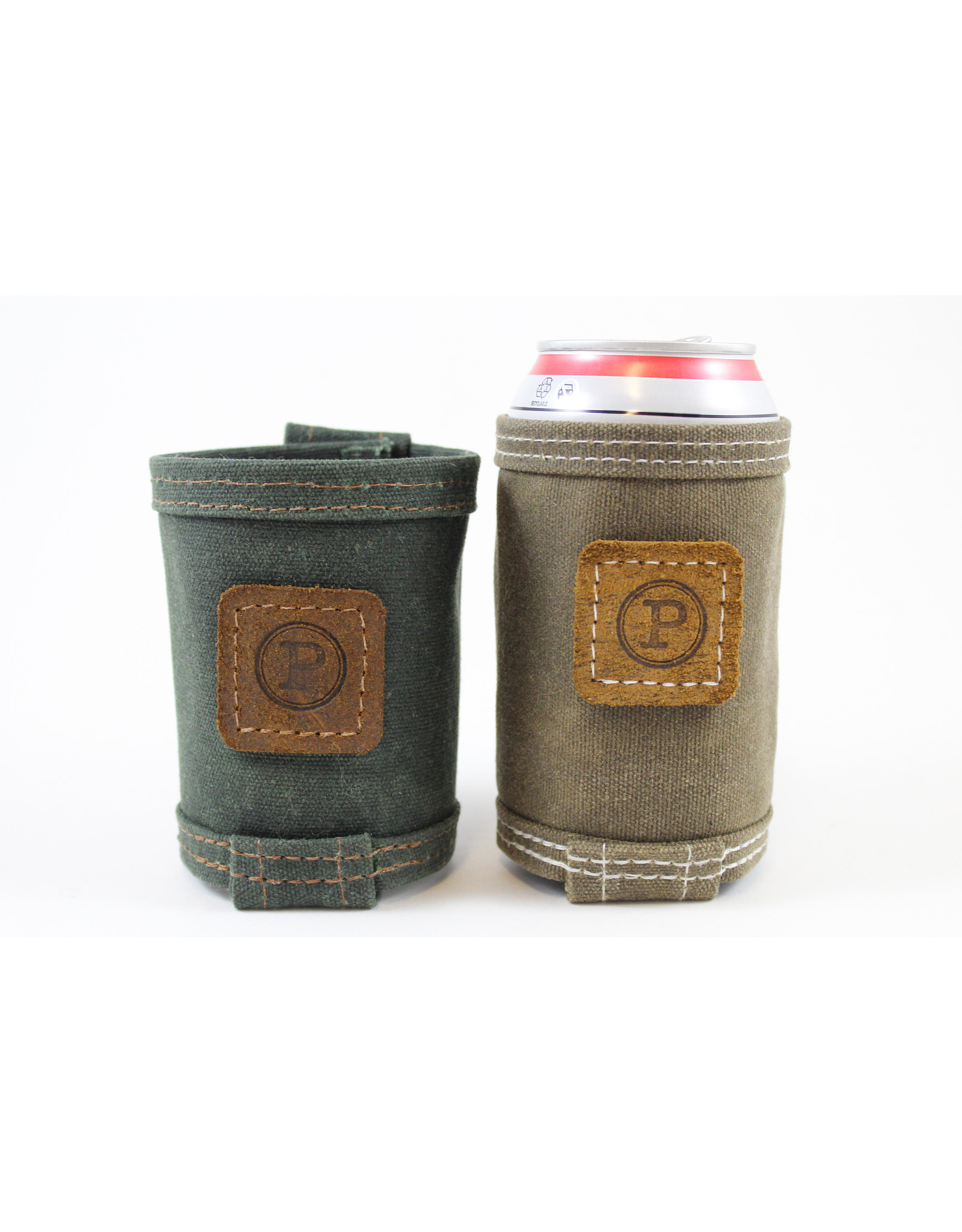 Kyle McPhee Canvas Coozies by Phee's Original Goods
