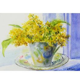 Nancy McLean Mom's Teacup by Nancy McLean