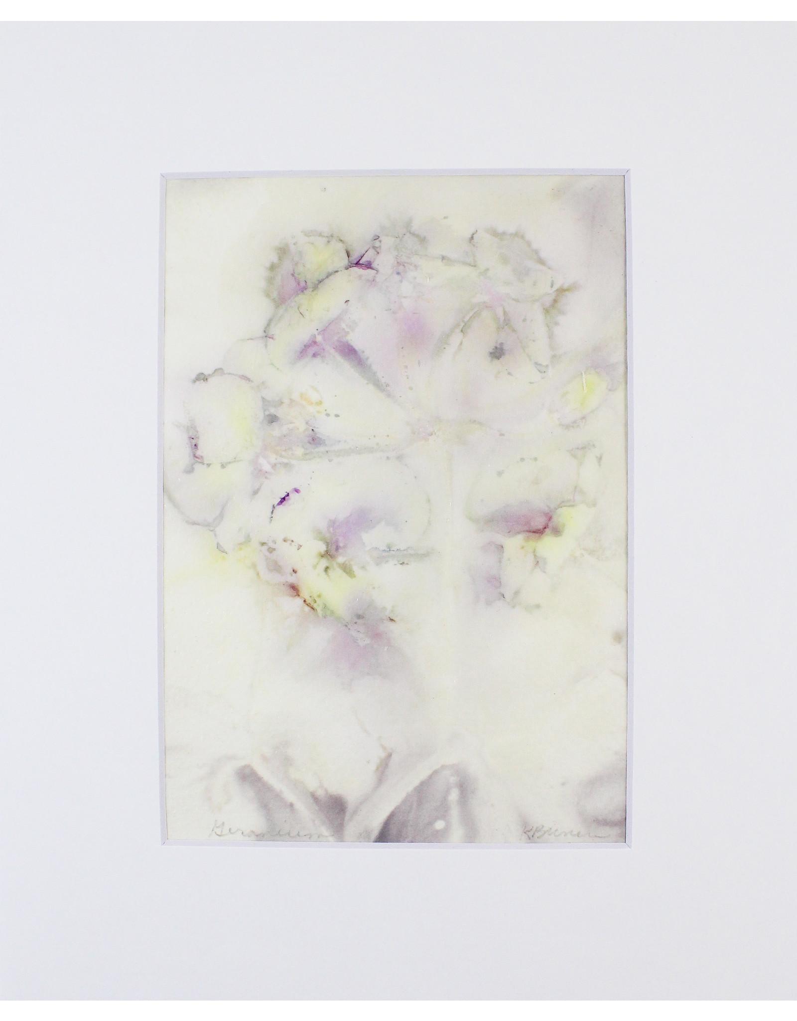 Kathleen Bunin Botanical Prints (8x10 Matted) by Kathleen Bunin