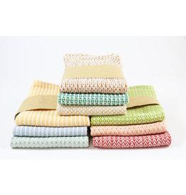 Carmel Gallant Cotton Washcloths (3-Pack) by Carmel Gallant