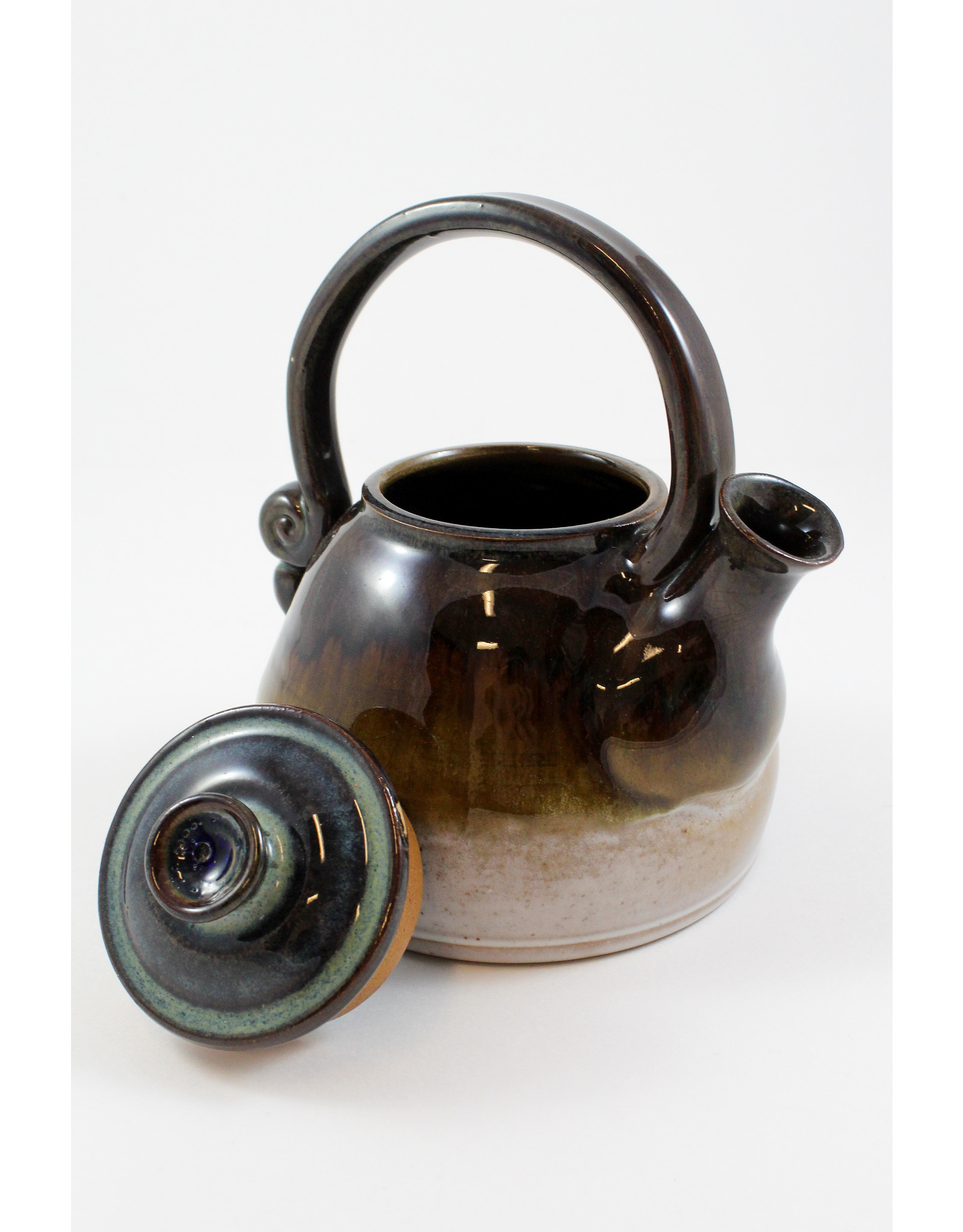 Jitka Zgola Flat-Bottomed Teapot by Jitka Zgola