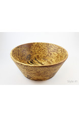 phil jones Large Spalted Birch Bowls by The Bowl Guy