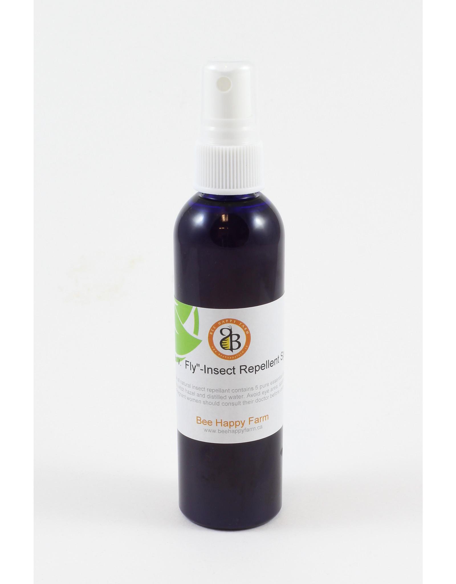 Iris Kedmi Five V. Fly Insect Repellent Spray by Bee Happy Farm