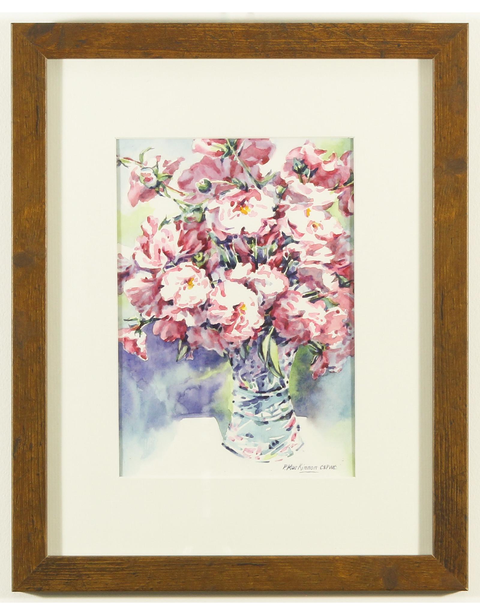 Patsy MacKinnon Garden Pinks by Patsy MacKinnon