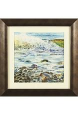 Nancy McLean Point Aconi Wave by Nancy McLean