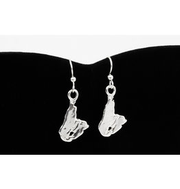 Darryl MacLeod Island Earrings by Darryl MacLeod