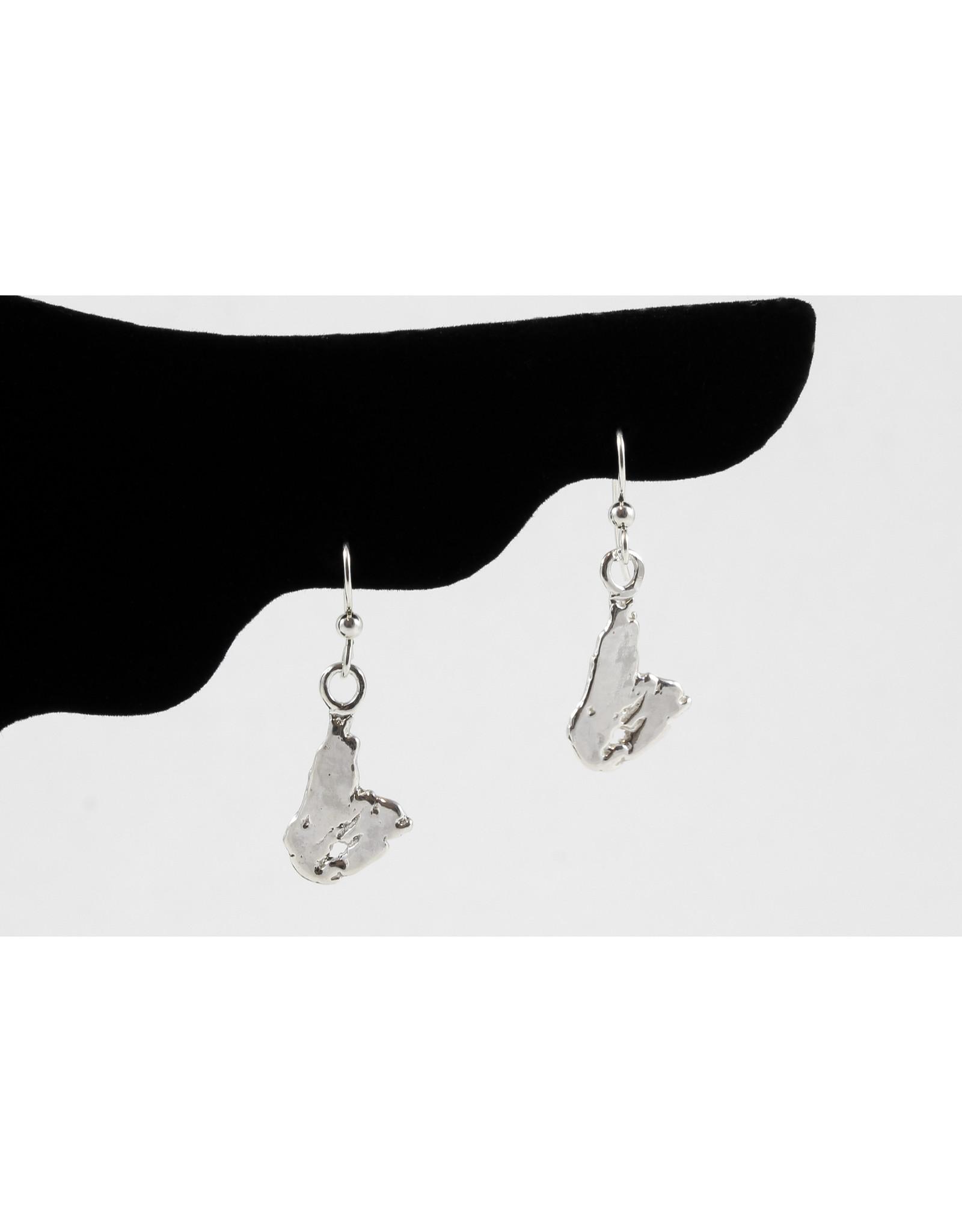 Darryl MacLeod Cape Breton Island Earrings by Darryl MacLeod