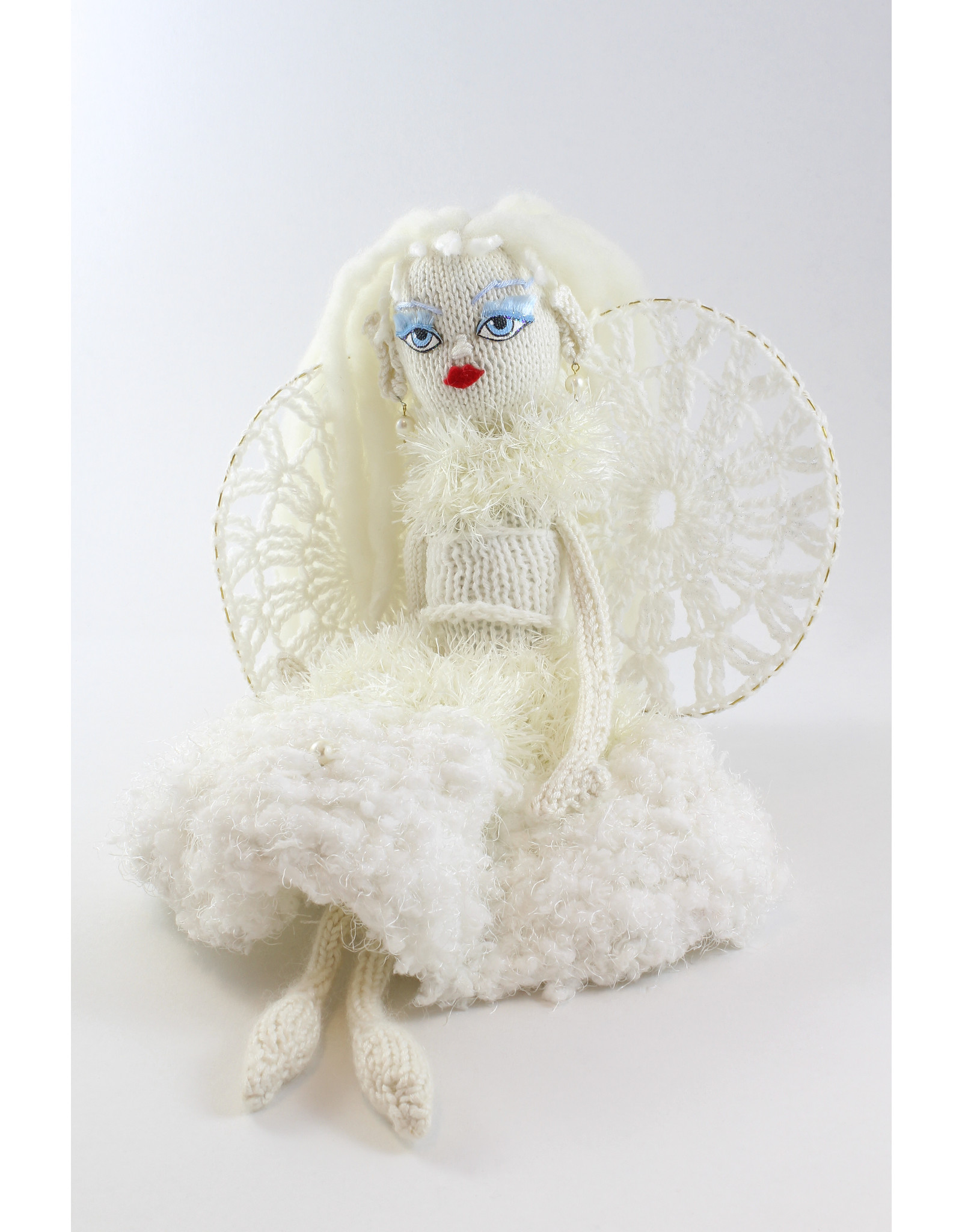 Molly Ritchie Gweneira the Snow Fairy by Molly Ritchie