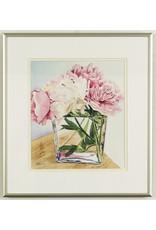 Nancy McLean Peony Bouquet by Nancy McLean