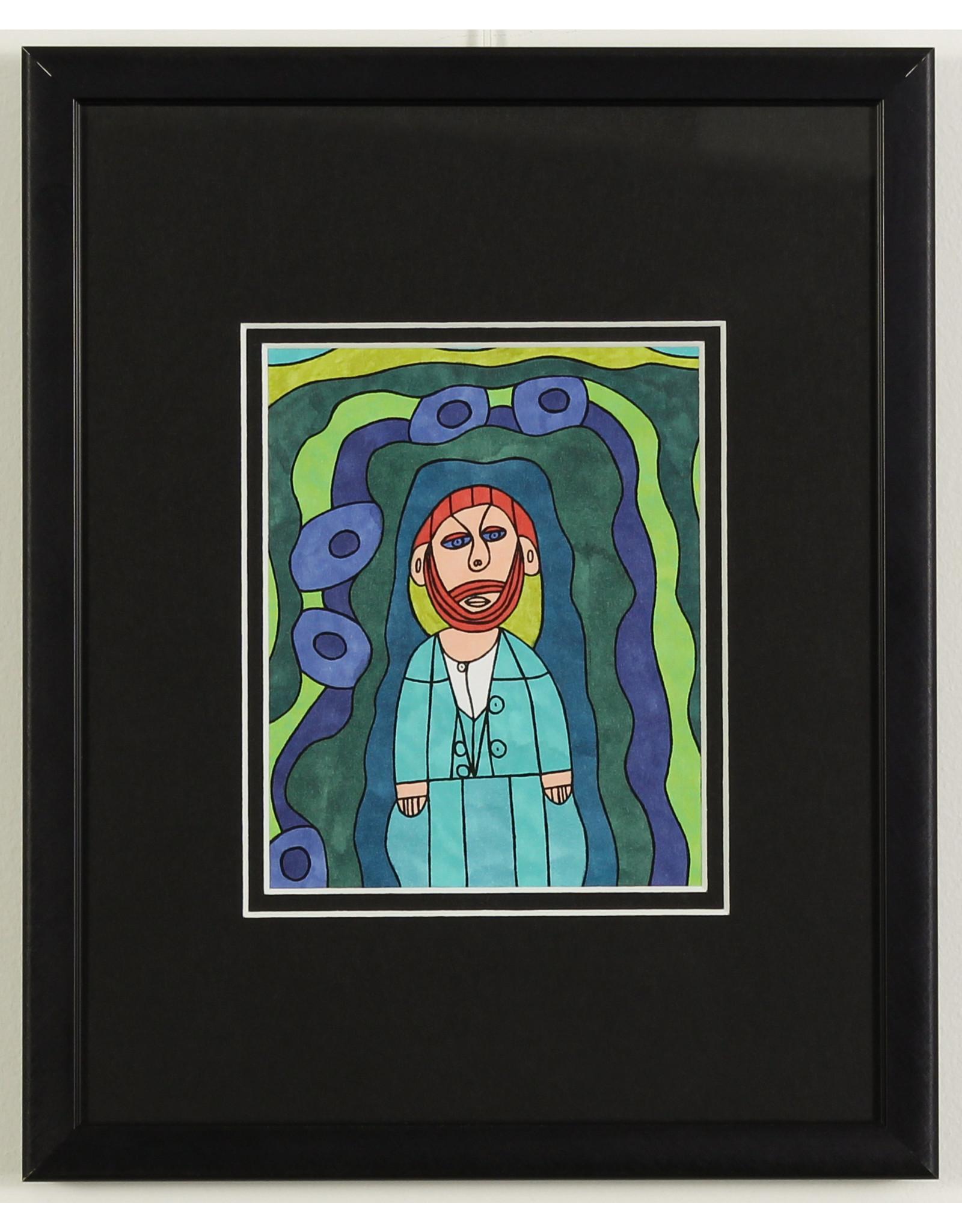 L'Arche Vincent Van Gogh by Gordon Mills