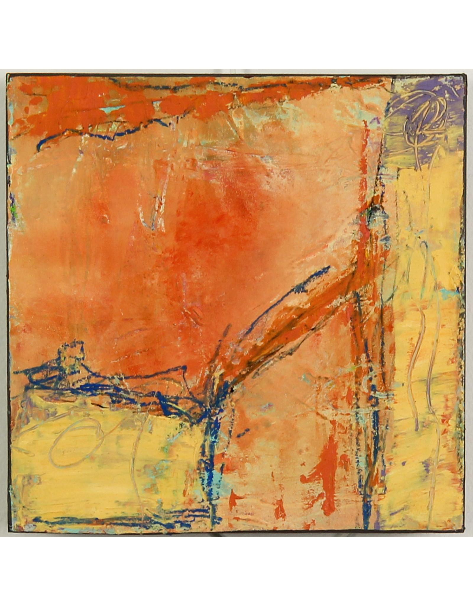 Linda Wright Peach Blush by Linda Wright