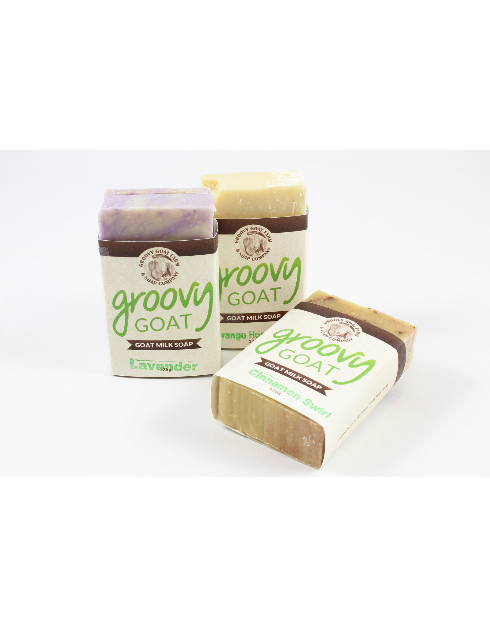 Groovy Goat Goat Milk Soap by Groovy Goat