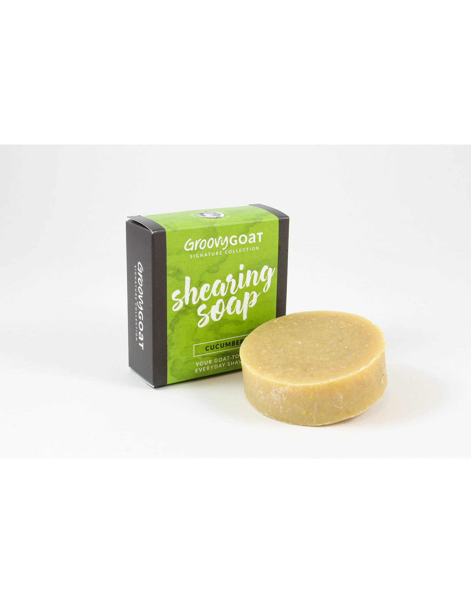Groovy Goat Shearing Soap Shave Bars by Groovy Goat