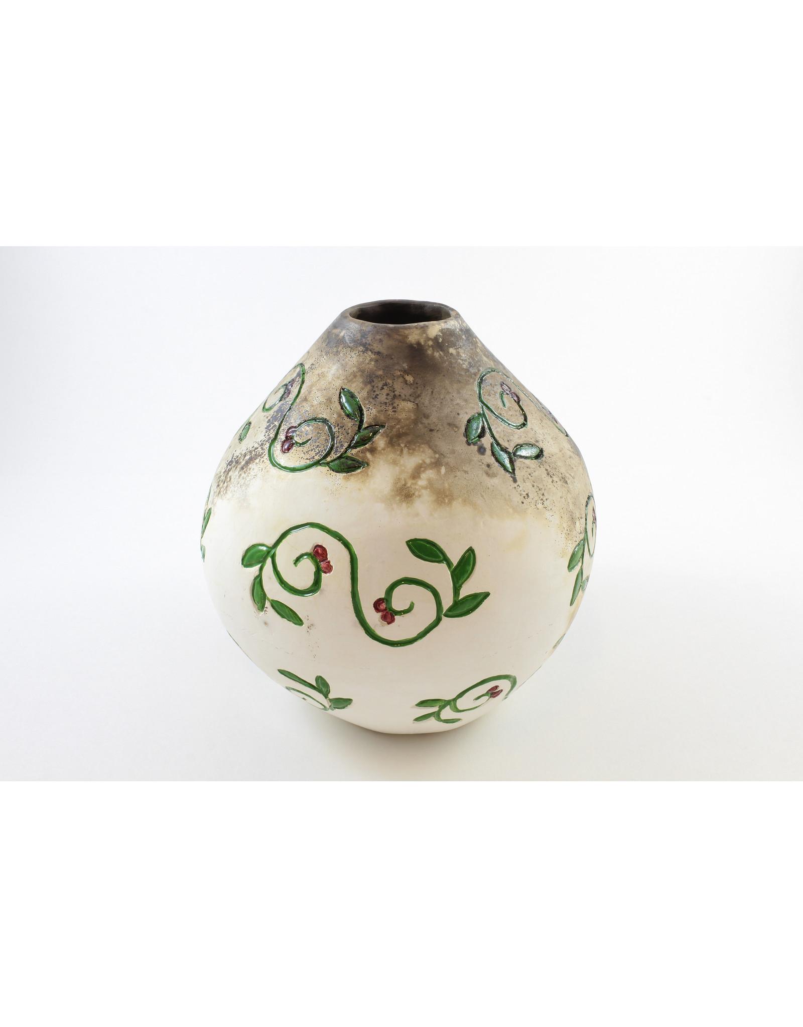 Nancy Oakley Spring Vase by Nancy Oakley