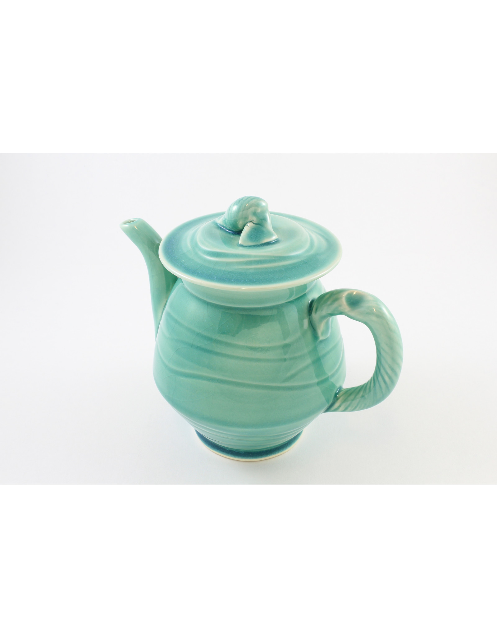 Linda Wright Teapot by Linda Wright